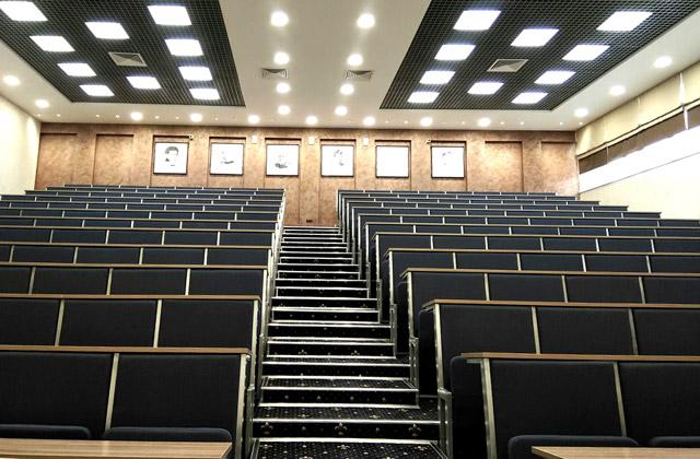 Аудиторные кресла на заказ от производителя